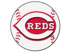 Cincinnati Reds Baseball Mat Home Office & School Supplies