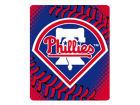 Philadelphia Phillies 50x60in Plush Throw Blanket Bed & Bath