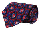 Chicago Cubs Necktie Apparel & Accessories