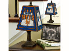 New York Mets Art Glass Table Lamp Bed & Bath