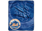 New York Mets Northwest Company 50x60in Plush Throw Blanket Bed & Bath