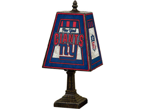 New York Giants 14in Table Lamp