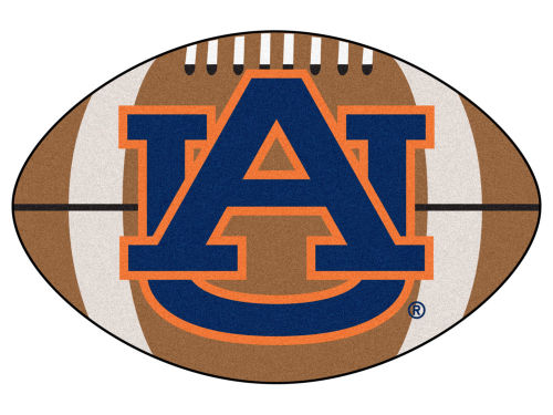 Auburn Tigers Football Mat