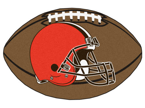 Cleveland Browns Football Mat