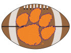 Clemson Tigers Football Mat Home Office & School Supplies