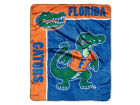 Florida Gators 50x60in Plush Throw Blanket Bed & Bath