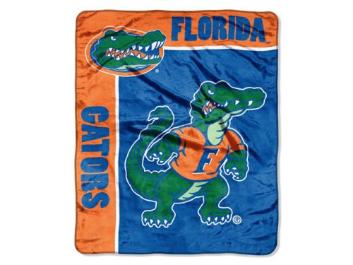 Florida Gators The Northwest Company 50x60in Plush Throw Blanket