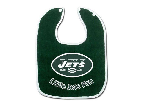 New York Jets Mcarthur Snap Bib