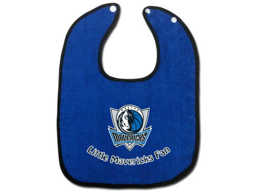Dallas Mavericks Mcarthur Snap Bib