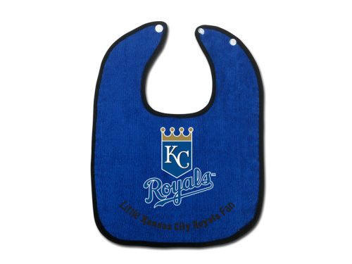 Kansas City Royals Mcarthur Snap Bib
