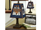 Auburn Tigers Art Glass Table Lamp Bed & Bath