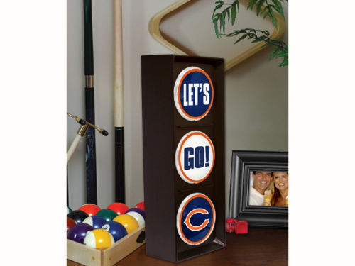 Chicago Bears Flashing Lets Go Light