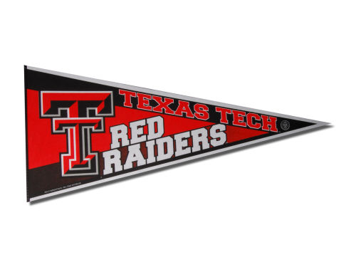 Texas Tech Red Raiders Rico Industries 12X30 Pennant- Rico