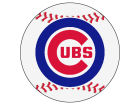 Chicago Cubs Baseball Mat Home Office & School Supplies