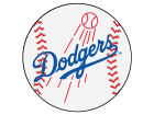 Los Angeles Dodgers Baseball Mat Home Office & School Supplies