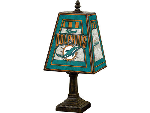 Miami Dolphins 14in Table Lamp