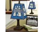 Duke Blue Devils Art Glass Table Lamp Bed & Bath