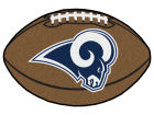 St. Louis Rams Football Mat Home Office & School Supplies
