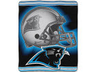 Carolina Panthers 50x60in Plush Throw Blanket Bed & Bath