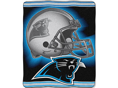 Carolina Panthers 50x60in Plush Throw Blanket