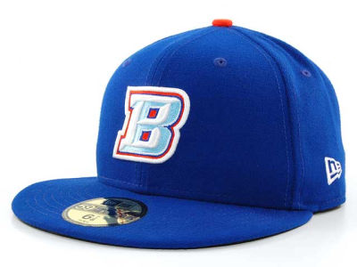 Buffalo Bisons MiLB 59FIFTY Hats