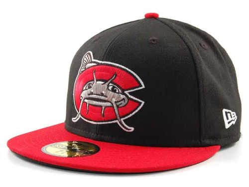Carolina Mudcats New Era MiLB 59FIFTY Hats