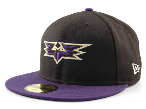 Louisville Bats New Era MiLB 59FIFTY Hats
