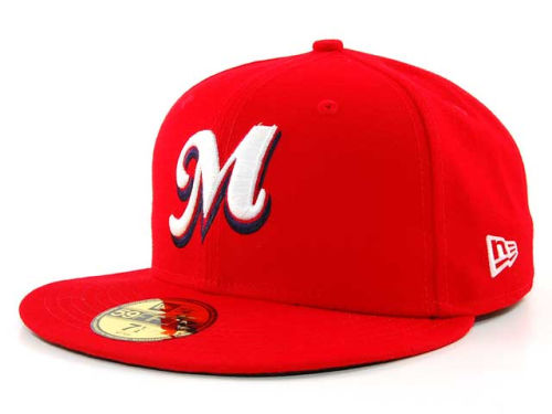 Memphis Redbirds New Era MiLB 59FIFTY Hats