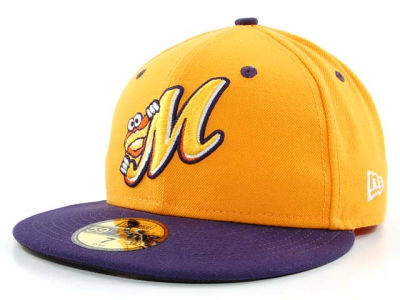 Montgomery Biscuits MiLB 59FIFTY Hats