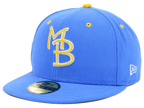 Myrtle Beach Pelicans New Era MiLB 59FIFTY Hats