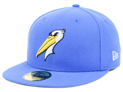 Myrtle Beach Pelicans MiLB 59FIFTY Hats