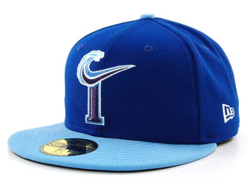 Norfolk Tides New Era MiLB 59FIFTY Hats