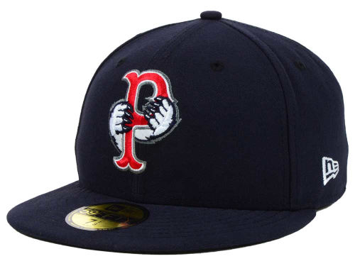 Pawtucket Red Sox New Era MiLB 59FIFTY Hats