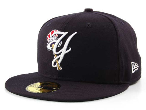 Scranton/Wilkes-Barre Yankees New Era MiLB 59FIFTY Hats