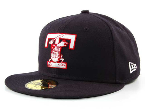 Toledo Mud Hens Toledo Mudhens New Era MiLB 59FIFTY Hats