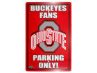Ohio State Buckeyes Parking Sign Auto Accessories