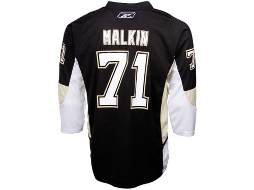 Pittsburgh Penguins Evgeni Malkin Reebok NHL Youth Replica Player Jersey