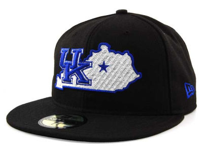 Kentucky Wildcats NCAA State 59FIFTY Hats