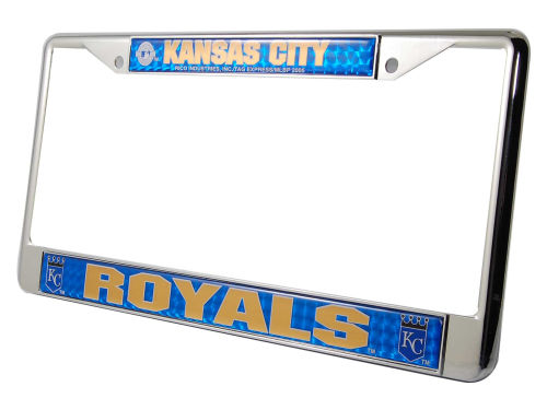 Kansas City Royals Rico Industries Deluxe Domed Frame