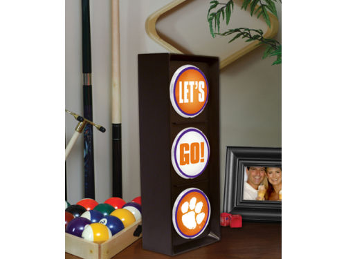 Clemson Tigers Flashing Lets Go Light