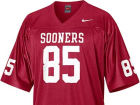 Oklahoma Sooners #12 Nike NCAA Twill Football Jersey Jerseys