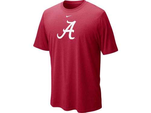 Alabama Crimson Tide Nike NCAA Dri-Fit Logo Legend T-Shirt