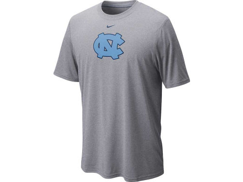 North Carolina Tar Heels Nike NCAA Dri-Fit Logo Legend T-Shirt