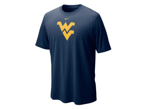 West Virginia Mountaineers Nike NCAA Dri-Fit Logo Legend T-Shirt