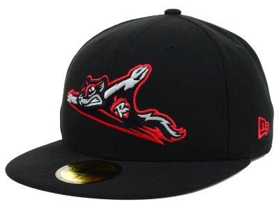 Richmond Flying Squirrels MiLB 59FIFTY Hats