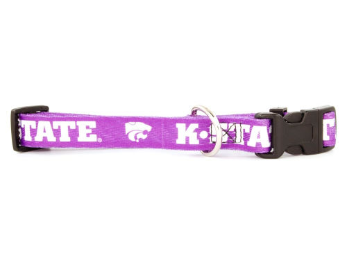 Kansas State Wildcats Hunter Manufacturing Small Dog Collar
