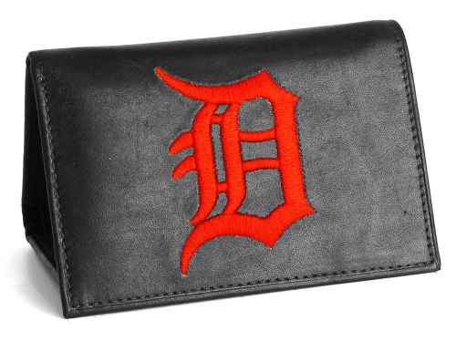 Detroit Tigers Rico Industries Trifold Wallet