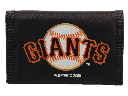 San Francisco Giants Rico Industries Nylon Wallet