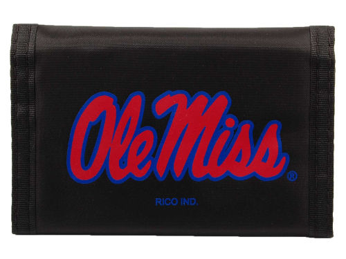 Mississippi Rebels Rico Industries Nylon Wallet