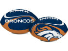 Denver Broncos Softee Goaline Football 8inch Toys & Games